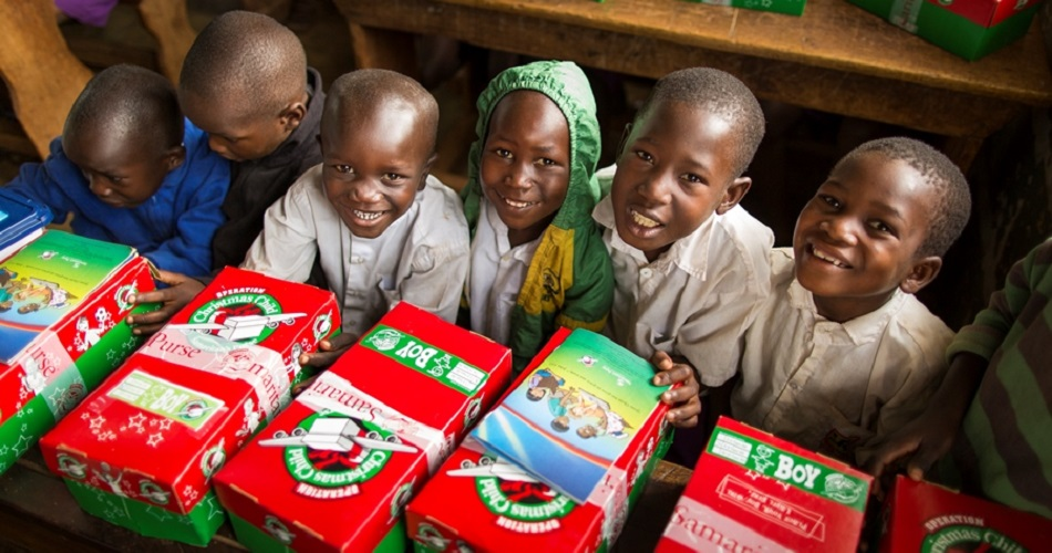 Brilliant Bodywork :: Operation Christmas Child