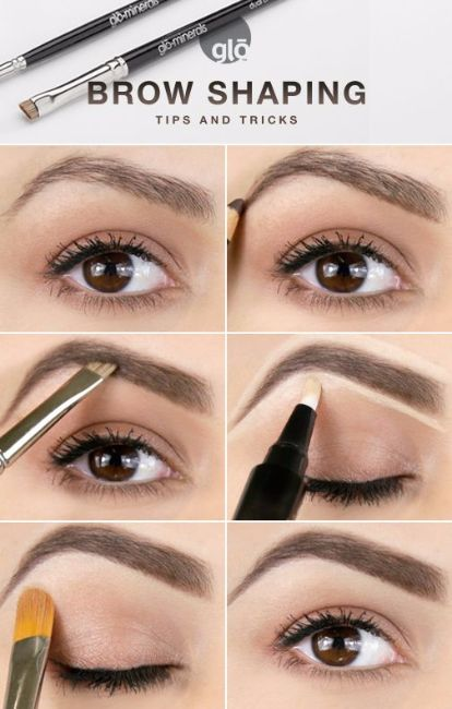 Brilliant bodywork how to achieve wow brows use precision brow pencil to line the bottom of the brow for added length and a more defined shape ccuart Gallery